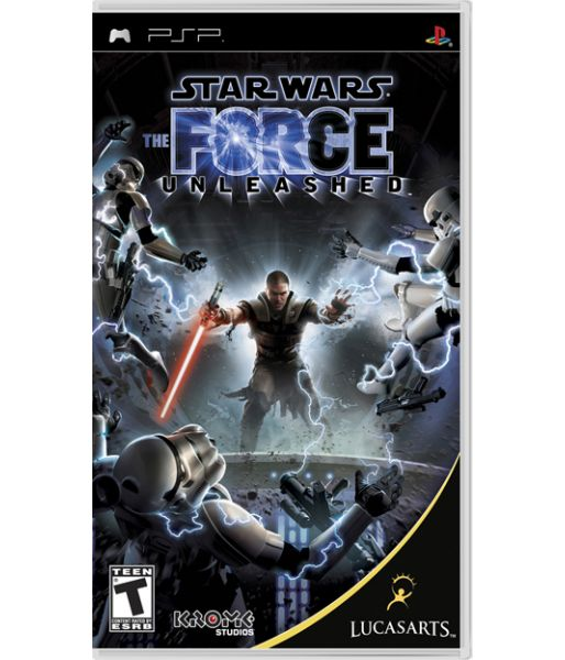 Star Wars: The Force Unleashed [Platinum] (PSP)